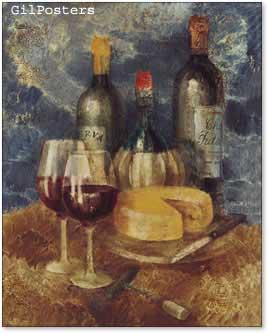 גבינות וייןתמונות של מזון אגרטל כחול שולחן לבן עיצוב בקבוקים יין אדום