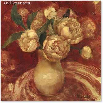 פרחים באגרטלפרחים רומנטי מודרני דקורטיבי יופי עיצוב דקורציה וואזה