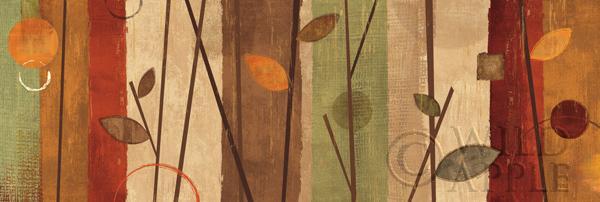 יער מודרני טבעיענפים, חום, יער, חורשה, גראפי, ירוק, עלה, עלים, מודרני, טבעי, חלודה