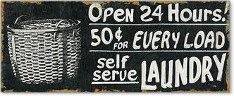 שלט וינטג' 2שלט, לוח, גיר, כביסה, ישן, וינטג',כרזה, פרסומת