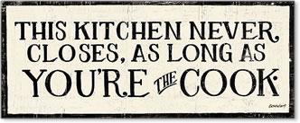 אתה הטבחשלט,הומור,טקסט, טיפוגרפיה, מטבח, כרזה