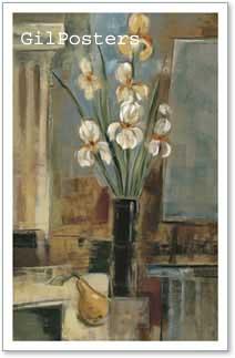 פרחים רומנטי מודרני דקורטיבי יופי עיצוב דקורציה