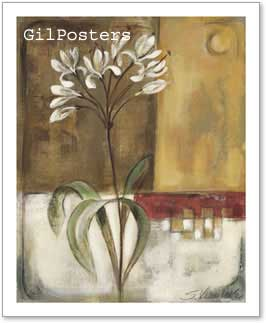 תפרחת לבנהפרחים רומנטי מודרני דקורטיבי יופי עיצוב דקורציה