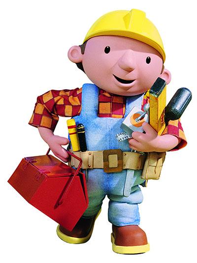 בוב הבנאי  - Bob the  builder   אנימציה children-1012