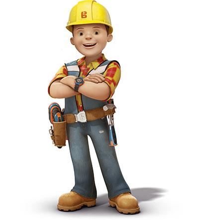 בוב הבנאי  - Bob the  builderבוב הבנאי  - Bob the  builder   אנימציה children-1013