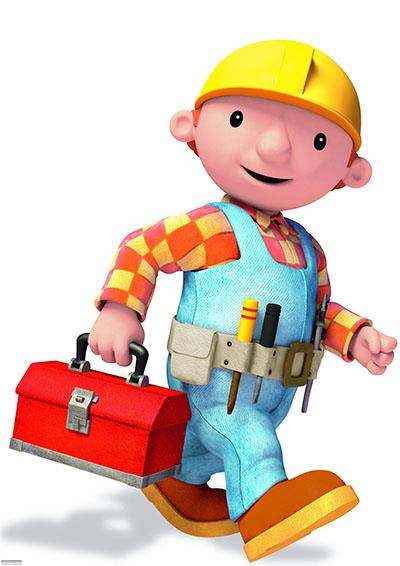 בוב הבנאי  - Bob the  builderבוב הבנאי  - Bob the  builder   אנימציה children-1018