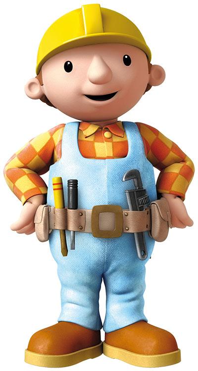 בוב הבנאי  - Bob the  builderבוב הבנאי  - Bob the  builder   אנימציה children-1019