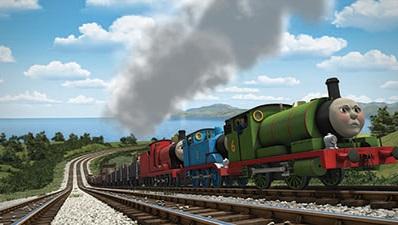 תומס הקטר  - Thomas-and-friendsתומס הקטר  - Thomas-and-friends   אנימציה children-1093