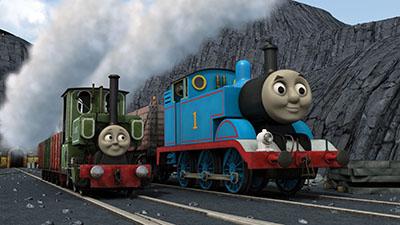 תומס הקטר  - Thomas-and-friendsתומס הקטר  - Thomas-and-friends   אנימציה children-1095