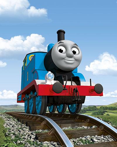 תומס הקטר  - Thomas-and-friendsתומס הקטר  - Thomas-and-friends   אנימציה children-1096