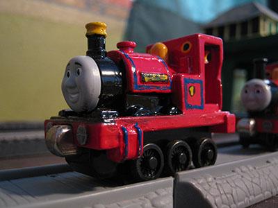 תומס הקטר  - Thomas-and-friends   אנימציה children-1097