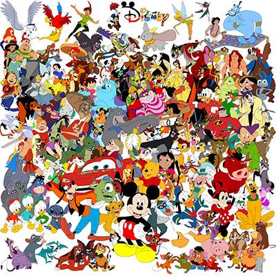 דיסני  Disney    אנימציה