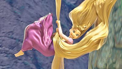 חתולים בצמרת  -  דיסני   Disney    אנימציה      Walt-Disney-Screencaps-Princess-Rapunzel