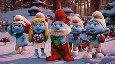הדרדסים -  The Smurfsהדרדסים -  The Smurfs        אנימציה       A Christmas Carol