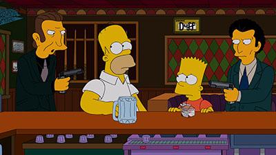 משפחת סימפסון -  Simpsonsאנימציה משפחת סימפסון -  Simpsons