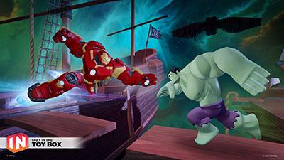 הולק   Hulkbusterהולק   ToyBox Hulkbuster