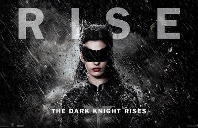 The dark knight rises Catwoman Batman - תמונה על קנבס,מוכנה לתליה. The dark knight rises Catwoman Batman
