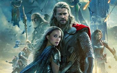 תור: העולם האפל Thor the dark world   - תמונה על קנבס,מוכנה לתליה.תור: העולם האפל Thor the dark world