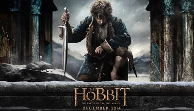 הוביט hobbit the battle of the five armies  - תמונה על קנבס,מוכנה לתליה.הוביט hobbit the battle of the five armies