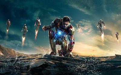איירון מן iron_man  - תמונה על קנבס,מוכנה לתליה.איירון מן iron_man