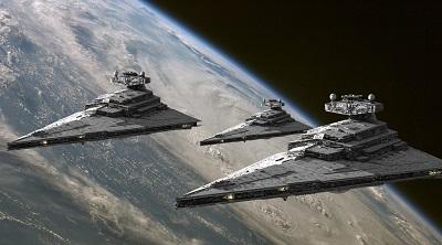 מלחמת הכוכבים star wars ships - תמונה על קנבס,מוכנה לתליה. star wars ships