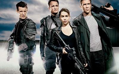 שליחות קטלנית  Terminator  - תמונה על קנבס,מוכנה לתליה. שליחות קטלנית: בראשית Terminator Genisys