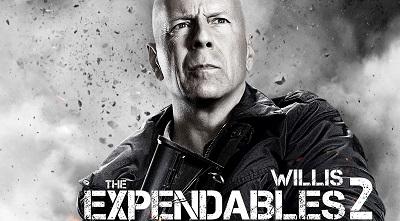בלתי נשכחים,ברוס וויליס The expendables,Bruce Willis - תמונה על קנבס,מוכנה לתליה.בלתי נשכחים,ברוס וויליס The expendables,Bruce Willis