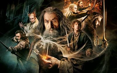 ההוביט: מפלתו של סמאוג The hobbit the desolation of smaug
