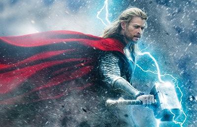 תור: העולם האפל Thor: The Dark World- תמונה על קנבס,מוכנה לתליה.תור: העולם האפל Thor: The Dark World