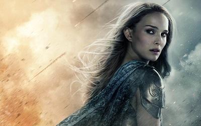 נטלי פורמן Thor 2 Natalie Portman- תמונה על קנבס,מוכנה לתליה.נטלי פורמן Thor 2 Natalie Portman