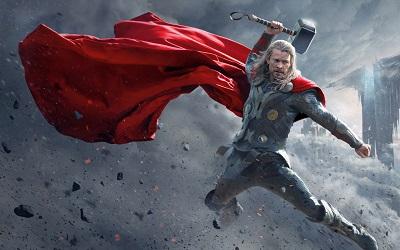 כריס המסוורת' Thor Chris Hemsworth- תמונה על קנבס,מוכנה לתליה.כריס המסוורת' Thor Chris Hemsworth