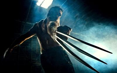 וולברין, יו ג'קמן Wolverine- תמונה על קנבס,מוכנה לתליה.וולברין, יו ג'קמן Wolverine