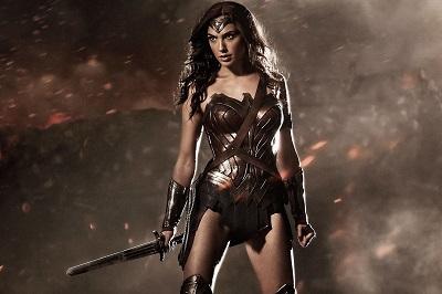 וונדר וומן גל גדות  Wonder Woman- תמונה על קנבס,מוכנה לתליה.וונדר וומן, גל גדות  Wonder Woman