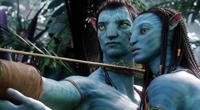 אווטאר  Avatar  - תמונה על קנבס,מוכנה לתליה. אווטאר  Avatar