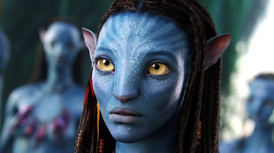 אווטאר  Avatar   - תמונה על קנבס,מוכנה לתליה.אווטאר  Avatar