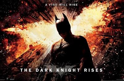 A fire will rise The dark knight  Batman - תמונה על קנבס,מוכנה לתליה. A fire will rise The dark knight  Batman