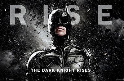 The dark knight rises  Batman - תמונה על קנבס,מוכנה לתליה. The dark knight rises  Batman