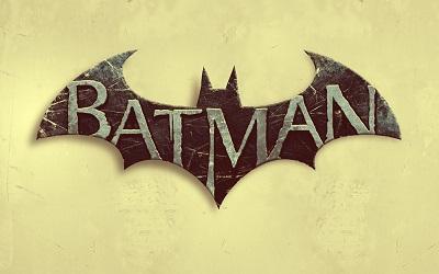 Batman Sign - תמונה על קנבס,מוכנה לתליה. Batman Sign