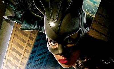 Catwoman Batman - תמונה על קנבס,מוכנה לתליה.   Catwoman Batman