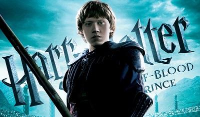 Harry Potter Half Blood Prince - תמונה על קנבס,מוכנה לתליה.Harry Potter Half Blood Prince
