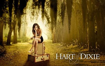 חשיפה לדרום Hart of Dixie