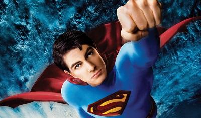 סופרמן חוזר  Superman Returns - תמונה על קנבס,מוכנה לתליה.סופרמן חוזר  Superman Returns