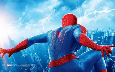 ספיידרמן המופלא  The amazing  - תמונה על קנבס,מוכנה לתליה.Spider man     ספיידרמן המופלא  The amazing Spider man