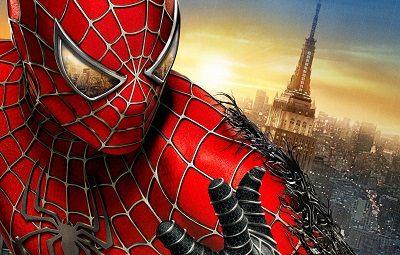 ספיידרמן   Spider man    - תמונה על קנבס,מוכנה לתליה.ספיידרמן   Spider man