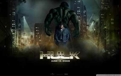 הענק הירוק The Incredible Hulk - תמונה על קנבס,מוכנה לתליה. הענק הירוק The Incredible Hulk