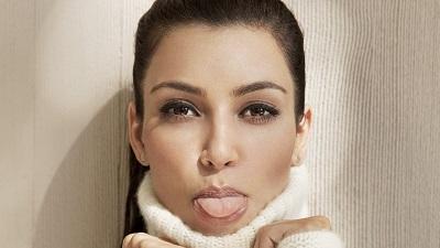 קים קרדשיאן Kim Kardashian  - תמונה על קנבס,מוכנה לתליה.קים קרדשיאן Kim Kardashian
