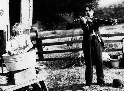 צרלי צפלין charlie chaplin  - תמונה על קנבס,מוכנה לתליה.סרטים ישנים צרלי צפלין charlie chaplin