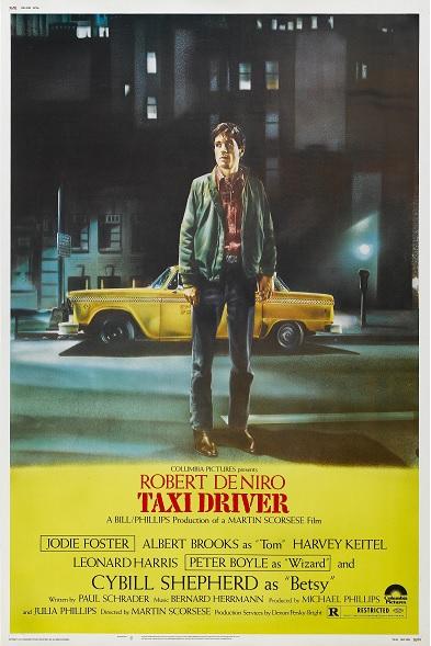 נהג מונית רוברט דה נירו - taxi driver  robert de niro - תמונה על קנבס,מוכנה לתליה.סרטים ישנים   נהג מונית רוברט דה נירו - taxi driver  robert de niro - תמונה על קנבס,מוכנה לתליה.