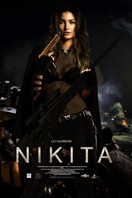ניקיטה  nikita - תמונה על קנבס,מוכנה לתליה.ניקיטה  nikita - תמונה על קנבס,מוכנה לתליה.