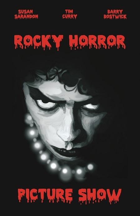 מופע הקולנוע של רוקי  The Rocky Horror Picture Show - תמונה על קנבס,מוכנה לתליה. מופע הקולנוע של רוקי  The Rocky Horror Picture Show - תמונה על קנבס,מוכנה לתליה.